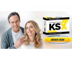 Ingredients KSX Supplement used in it: